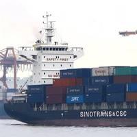 Image: Sinotrans Shipping