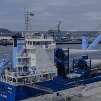 Image: United Wind Logistics GmbH