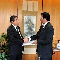 IMO SecGen, Indonesian Ambassador: Photo credit IMO