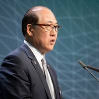 IMO Secretary-General Kitack Lim (Photo courtesy of The Federal Ministry of Transport and Digital Infrastructure)