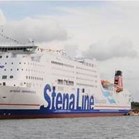In 2008 Stena Germanica (ex Stena Hollandica) was one of the first vessels to be covered by a MacGregor Onboard Care agreement (Photo: Stena Line)