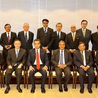 Indian Delegation & MOL Leaders