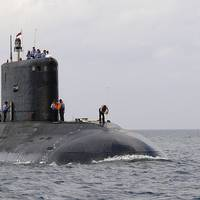 Indian Navy S-class sub.:Photo CCL 3