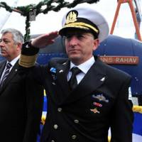 'INS Rahav' Naming Ceremony