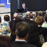 Interspill 2018 takes place at ExCeL in London this March – image from Interspill 2015 in Amsterdam (Photo: Interspill)
