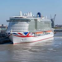 Iona is a new cruise ship built by Meyer Werft  for P&O Cruises (Photo: Meyer Werft)