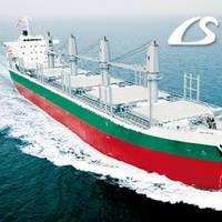 IS TRI-STAR Bulk Ship: Image credit Imabari Shipbuilding