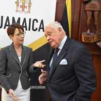 Jamaica candidancy launch Photo Maritime Authority of Jamaica