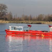 Jan van der Heyde IV (Photo: Damen Shipyards)