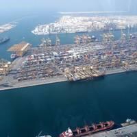 Jebel Ali Port: Photo credit Wiki CCL