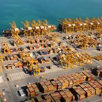 Jebel Ali Port: Photo credit DP World