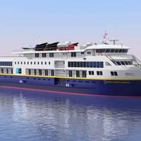 Jensen Design Crusie Ship Rendering (Courtesy: Crowley / Jensen)