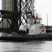 "Jensen Maritime designed Tug ""Handy-Three"""