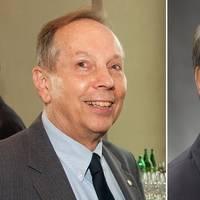 Jim McNamara (left) and Orrin H. Ingram