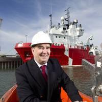 John Bryce, managing director of Atlantic Offshore