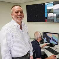 John Sugarman (Photo: Australian Maritime Systems Group)