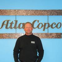 John Wolfe: Technical Support Manager for Atlas Copco's Geotechnical Drilling and Exploration division.
