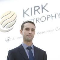 John-Valery Garcia, managing director of Kirk Petrophysics.