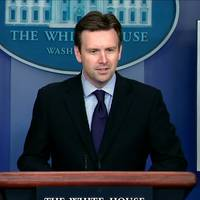 Josh Earnest (White House photo)