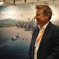 Jörgen Strandberg, Captain, General Manager of ANC Advanced Technology Electrical & Automation at Wärtsilä SAM Electronics.