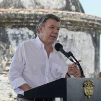 Juan Manuel Santos (Photo: Juan David Tena - SIG)