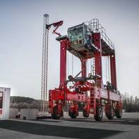 Kalmar FastCharge Photo Cargotec