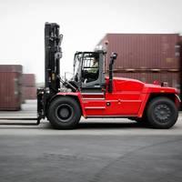 Kalmar Forklift Truck. Image: Kalmar