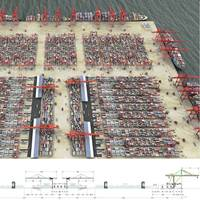 Kalmar's proposal for the Next Generation Container Port Challenge was prepared in close cooperation with Singapore Nanyang Technological University, APL Co Ltd, Fraunhofer IDM@NTU and VTT Technical Research Centre of Finland.