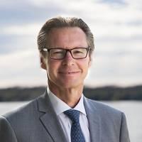 Knut Ørbeck-Nilssen, CEO of DNV GL – Maritime. Photo: DNV GL