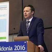 Knut Ørbeck-Nilssen, CEO of DNV GL  (Photo: DNV GL)