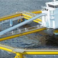 Lankhorst Euronete mooring lines for World's Largest Fish Farm. (Photo: Lankhorst Euronete SA)