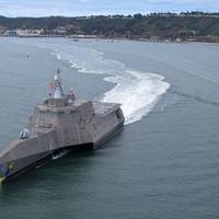 LCS: Photo credit USN