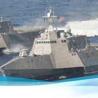 LITTORAL COMBAT SHIP (LCS) Photo Austal