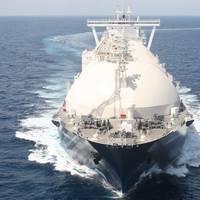 LNG carrier: File photo cr. Gazprom