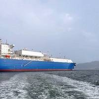LNG Endeavour - Credit: NYK