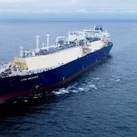 LNG Megrez (Photo: MOL)