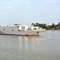LNG-Hybrid Barge