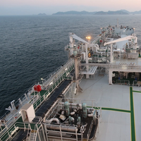 LNT A-BOX gas trials aboard Saga Dawn (LNT Marine)