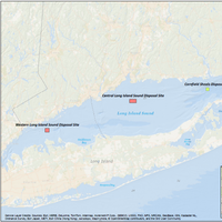 Long Island Sound map (Image: EPA)
