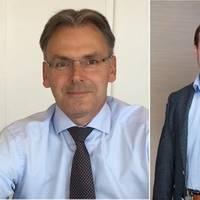 (L-R): Arne Hubregtse, Roger Strevens, Mike Kaczmarek and Dario Bocchetti. Photos: Clean Shipping Alliance