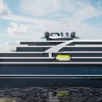 Luxury Expedition Vessel. Image: Helsinki Shipyard Inc.