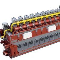 M 34 DF – Marine Dual Fuel Engine