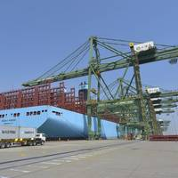 Madrid Maersk (Photo: Maersk Line)