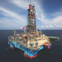 'Maersk Discoverer': Photo courtesy of Maersk Drilling
