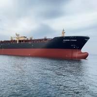 Maersk Etienne (Photo: Maersk Tankers)