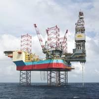'Maersk Innovator: Photo courtesy of Maersk Drilling