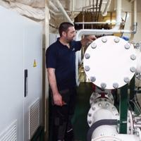 mage: Evac Evolution ballast water management system (Photo: Evac Group)