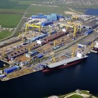 Mangalia Shipyard. Photo: Damen Shipyards Group