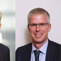 Marco Wirén(Left) and Arjen Berends. Photos: Wärtsilä Corporation