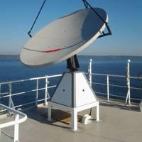 Maritime Broadband C-Bird antenna